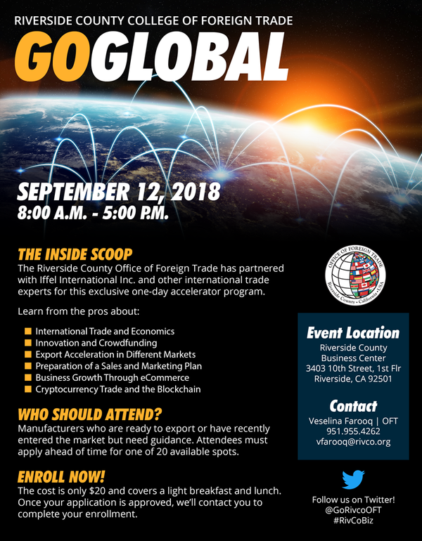 Go Global Conference 2018